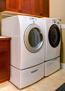 A Souped-up Laundry Room